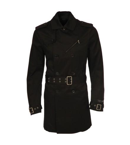 Black Diesel Jeret Coat