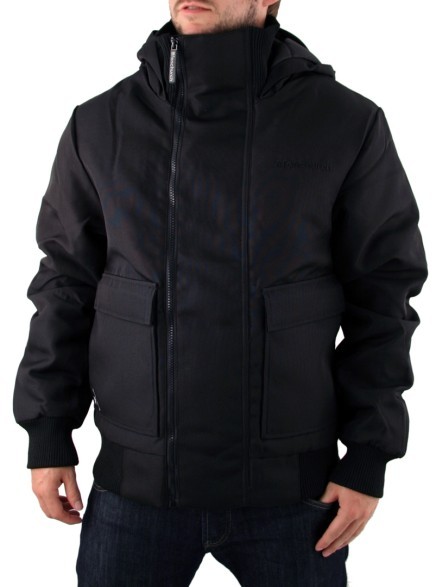 Mens Black Fenchurch Konrad Jacket