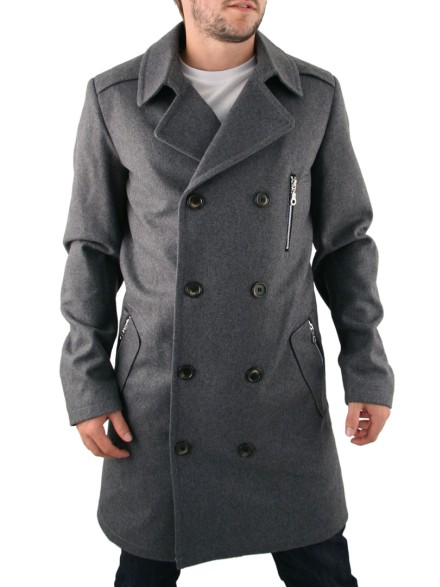 Grey Junk de Luxe Hydes Coat